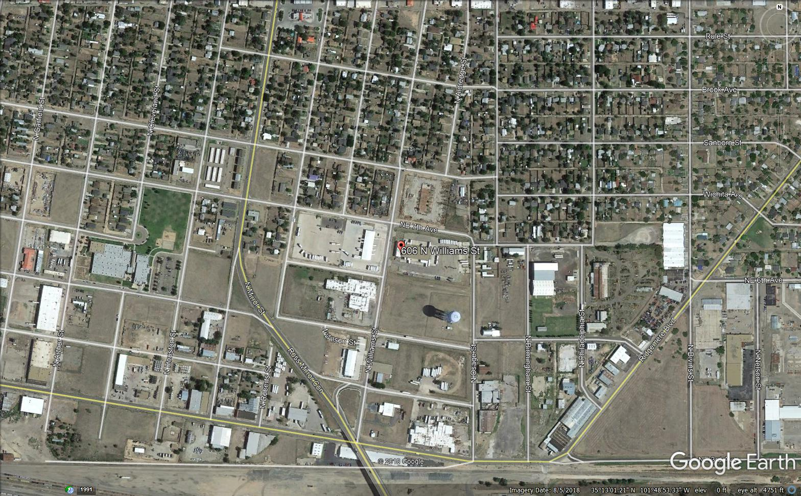 606 N. Williams St. Amarillo, TX  79107 Image 1